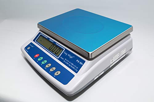 New Easy Weigh PX-Series Fast Reliable Battery and AC Operated Portion Control (PX-60 LB-PL)
