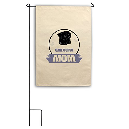 "Style in Print Canvas Yard House Garden Flag 18""X27"" Mom Can"