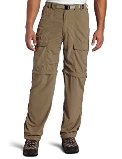 White Sierra Men's Trail 32-Inch Inseam Convertible Pant, Large, Bark (B005H845XI) | Amazon Products