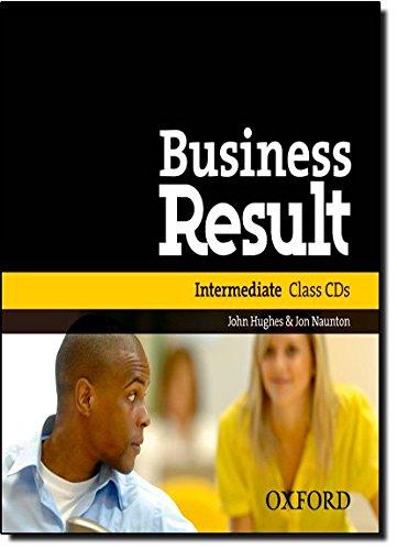 Business Result Intermediate: Class Audio CDs pdf epub