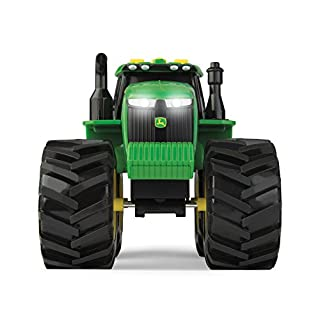 TOMY John Deere Monster Treads Lights & Sounds Gator Vehicle