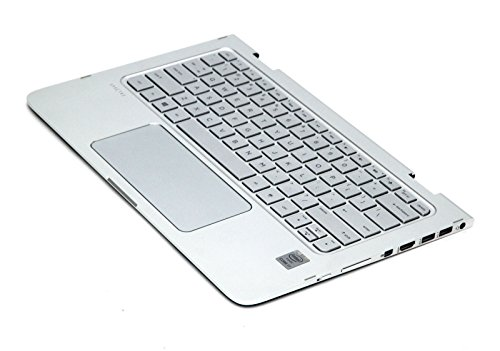 New Genuine HP Spectre X360 G2 Palmrest Touchpad With Keyboard 801508-001 806500-001 831855-001 801499-001 by for HP