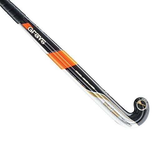 Grays GX8000 Micro Mid Bow Field Hockey Stick
