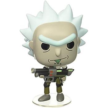 Amazon.com: Funko Pop Keychain: Rick and Morty - Rick Toy ...