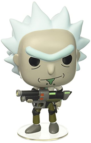 Funko Vinyl Rick & Morty Weaponized Rick (12439)
