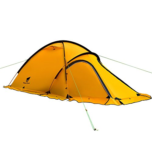 GEERTOP 4-season 2-person 20D Lightweight Backpacking Alpine Tent For...
