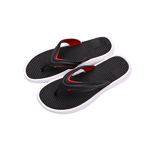 Comfort Support Flip Tee 08 Light Store Comfort Slippers Slippers Color Cue Arch Men's Thongs Thongs Weight Beach Flops tT8HYtwq