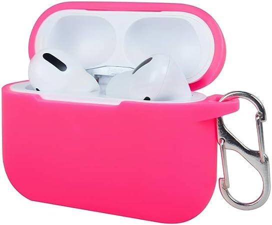 Amazon Com Felony Case Soft Silicone Airpods Pro Case Neon