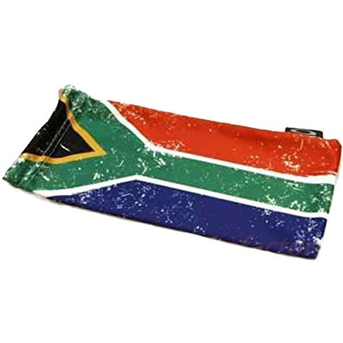 Oakley Microclear Microbag Sunglass Accessories - South Africa Flag / One - Eyewear South Africa