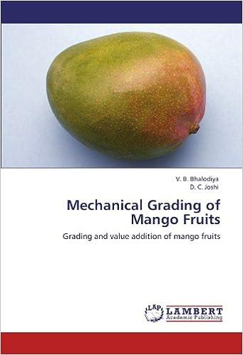 Descargar Libros Sin Registrarse Mechanical Grading Of Mango Fruits Ebooks Epub