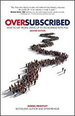 Learn how to get your business oversubscribed in a crowded marketplace to make your business stand out and get people lining up to do business with you Are you constantly chasing customers? Why does it seem like some businesses have their cu...