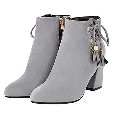Donna Grau CuteHeels Fashion Grau CuteHeels Donna Fashion Fashion CuteHeels ngq0WwfTz7