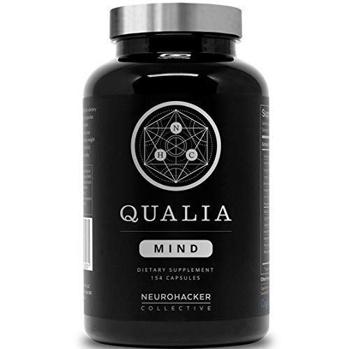 Qualia Mind Nootropics | Top Brain Supplement for Memory, Focus, Mental Energy, and Concentration with Ginkgo biloba, Alpha GPC, Bacopa monnieri, Celastrus paniculatus, DHA & More.(154 Ct) by Neurohacker Collective (Image #8)