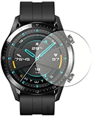 For Huawei GT2 46mm Tempered Glass Film Guard for Huawei Watch gt 2 46mm Smart Watch Screen Protector Protective Glass Films 1pc