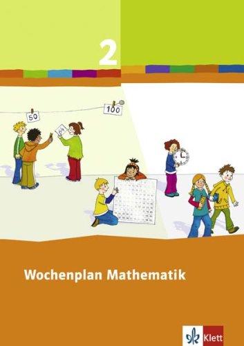 Wochenplan Mathematik / 2. Schuljahr: Schülerleitfaden