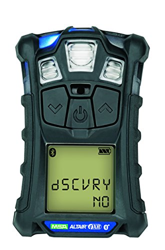Charger Charcoal - Msa 10178557 Altair 4XR Multigas Detector: LEL, O2, H2S & CO, Charcoal, North American Charger