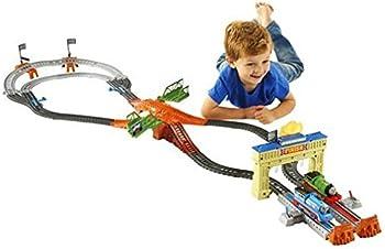 Fisher-Price TrackMaster Motorized Railway Race Playset