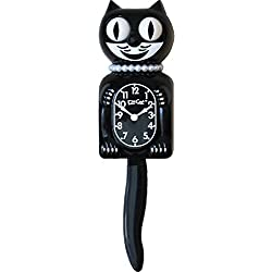 Kit Cat Klock Limited Edition Lady (Black)