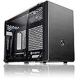 RAIJINTEK OPHION 0R20B00097 Mini-ITX対応PCケース 3mm強化ガラスサイドパネル製
