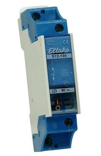 2 opinioni per Eltako R12-100- Temporizzatore elettromeccanico, 12 V