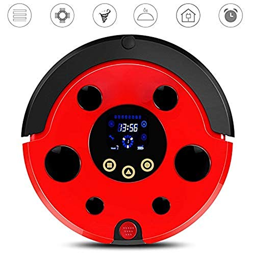 - Robotic Vacuums Smart Robotic Vacuum Cleaner,3000Pa High Suction Ultra-thin And Quiet Design with Anti-Collision Technology and Automatic Recharge,for Thin Carpet and Hard Floor Smart Vacuum Cleaner
