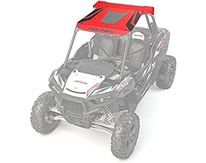 POLARIS RZR GRAPHIC SPORT ROOF RED 14-16 XP 1000 XP4 900 TURBO 2881607