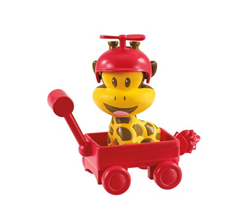 (Fisher-Price Julius Jr. Figure Pack - Clancy and his Rocket Wagon )