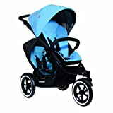 Phil and Teds Navigator Stroller with Doubles Kit (Sky), Baby & Kids Zone
