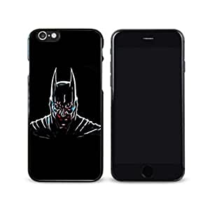 SuperHero Batman image Custom iphone 5 5s Individualized Hard Case
