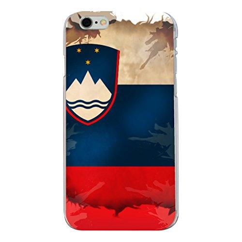 """Disagu Design Case Coque pour Apple iPhone 6s Plus Housse etui coque pochette """"Slowenien"""""""