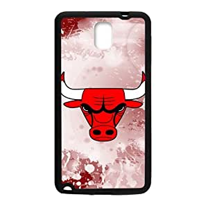 Bulls logo Phone Case for Samsung Galaxy Note3