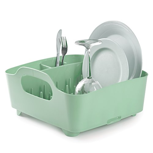 Umbra Tub Dish Rack, Mint