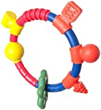 People Two Hands Teething Ring