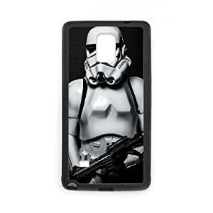 Star-Wars-Storm-Trooper Samsung Galaxy Note 4 Cell Phone Case Black Phone cover Q3267234