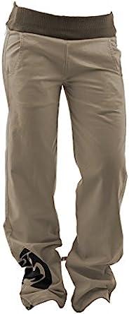E9 Gianna Story - Pantalón para escalada warm grey Talla ...