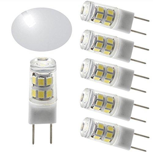 Ulight G8 2.2W Bi-pins base bulbs led g8 gy8.6 6000k Dayl...