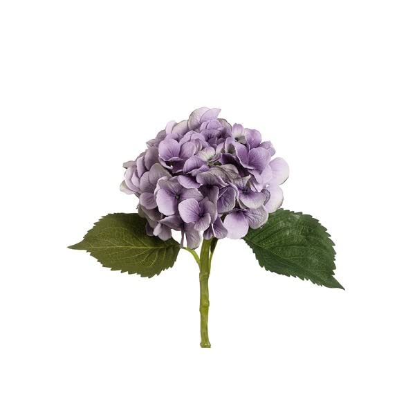 19″ Hydrangea Spray w/Water-Resistant Stem Antique Lavender (Pack of 12)