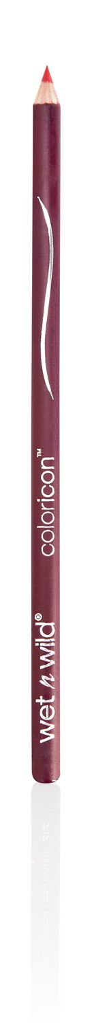 wet n wild Color Icon Lip Liner, Berry Red, 0.04 Ounce