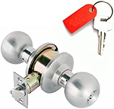 Double key door knob Door Locks and Knobs