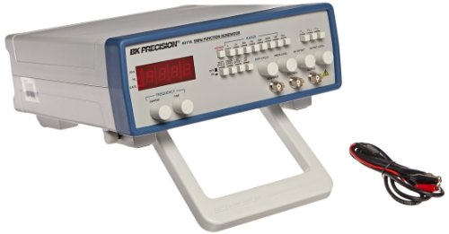 B&K Precision 4011A Function Generator, 4 Digit LED, 0.5 Hz to 5 MHz Frequency Range