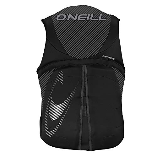 O'Neill Men's Reactor USCG Life Vest BLKBLKBLK MEDIUM