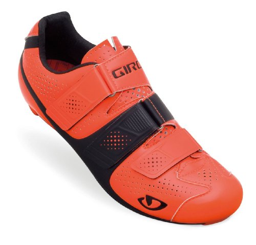 Giro 2016 Men's Prolight SLX II Road Bike Shoes (Matte Black/Gloss White - 44)