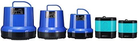 Sndy 15/25/40/60/90 / 105W 360°サブマーシブルボトムファンクションウォーターポンプは乾燥した燃焼を防ぎます-60W