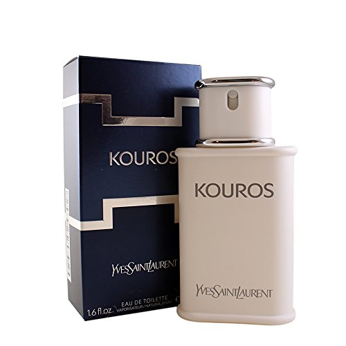 Yves Saint Laurent Kouros Eau De Toilette Spray 1.6 oz for - Jasmine Kouros Perfume