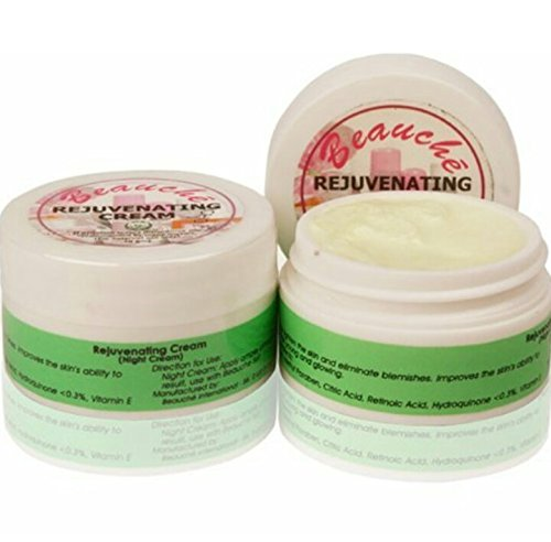 3 (Pack) Beauche Rejuvenating Night Cream 10 Grams