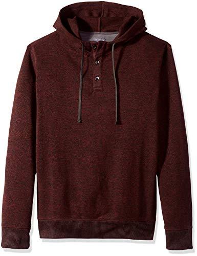 Van Heusen Men's Size Big Never Tuck Sweater Fleece