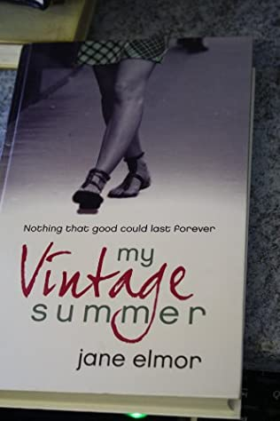 book cover of My Vintage Summer