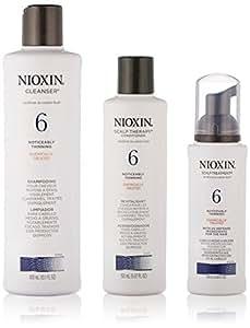 Nioxin System 6 - 3 Part System thinning medium coarse Kit [Misc.]