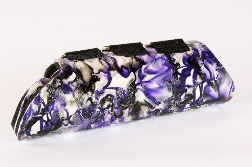 - DAVIS Artisan Medium Purple Splint Boots