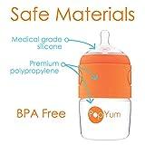 PopYum Anti-Colic Formula Making Baby Bottle
